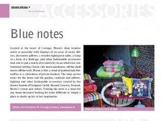 Swiss Style Magazine nov. 2011