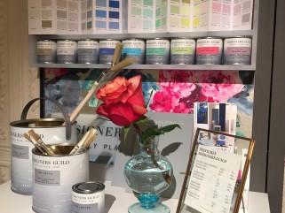 Peintures Designers Guild 154 coloris, 4 qualités de peinture